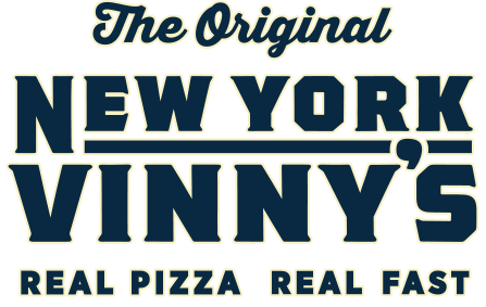 The original New York Vinny's Pizza